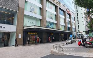 ẢNH: Trung tâm thương mại tại TP.HCM mở cửa trở lại