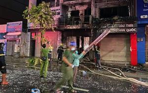 TP.HCM: Cháy nhà tại quận Tân Phú, một người tử vong