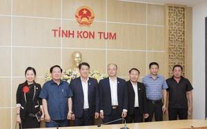 Kon Tum: 2 tập đoàn nào muốn rót tiền làm dự án nông nghiệp công nghệ cao?