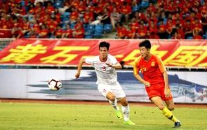 Đội hình xuất phát ĐT Việt Nam đấu Trung Quốc: Công Phượng, Văn Toàn dự bị!