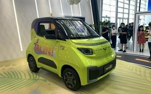 NanoEV Disney Zootopia - mẫu xe điện 2 chỗ ngồi vô cùng đặc biệt