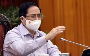 Thủ tướng Phạm Minh Chính: Chống dịch Covid-19, tỉnh lo cho tỉnh, huyện lo huyện... từng người phải tự lo cho chính mình