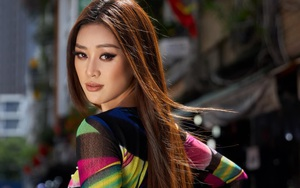 """Hoa hậu Khánh Vân """"biến hóa"""" với phong cách thời trang táo bạo, nóng bỏng"""