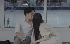 """Hướng dương ngược nắng tập 35 phần 2: Quỳnh Kool """"cưỡng hôn"""" trai đẹp"""