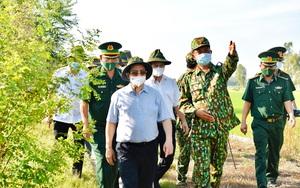 Quân đội tăng cường bảo vệ an toàn cuộc bầu cử ĐBQH khoá XV và HĐND các cấp
