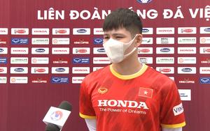 """Bạn trai Ngọc Trinh """"bật mí"""" cường độ tập luyện của U22 Việt Nam"""