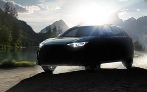 Subaru Solterra - mẫu ô tô điện dự kiến được bán từ 2022