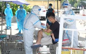 Đà Nẵng: Bệnh nhân 7 tuổi dương tính SARS-CoV-2