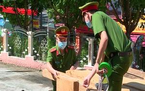 Sơn La: Liên tiếp bắt giữ các vụ vận chuyển số lượng lớn lâm sản trái phép