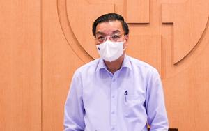 """NÓNG: Chủ tịch Hà Nội """"hỏa tốc"""" yêu cầu kỷ luật nghiêm Giám đốc HACINCO Nguyễn Văn Thanh"""