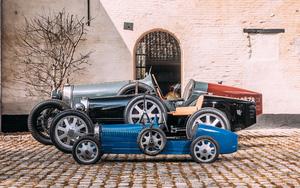 Bugatti Baby II - mẫu xe mui trần dành cho V.I.P