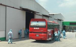 Video: Phong tỏa công ty ở Thường Tín nơi có chùm ca dương tính Covid-19 vừa bị phát hiện