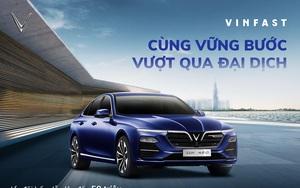 Cơ hội sở hữu xế sang VinFast Lux A2.0 chỉ từ 851 triệu đồng duy nhất trong tháng 5