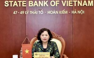 """Thống đốc Nguyễn Thị Hồng nêu lý do Việt Nam """"hấp dẫn"""" vốn ngoại"""