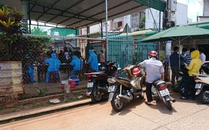 Đắk Lắk: Cách ly 2 trường hợp F1 liên quan đến ca dương tính SARS-CoV-2 3617 về từ Đà Nẵng