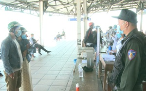 Thừa Thiên Huế khẳng định không cấm người từ Đà Nẵng đến địa phương