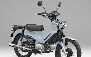 Honda Cross Cub 110 2021 ra mắt phiên bản đặc biệt, chỉ có 2.000 chiếc