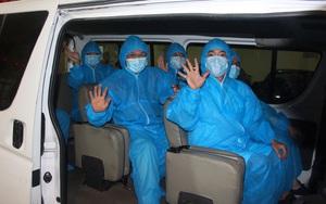 Hà Nội chi viện 20 cán bộ, bác sĩ ưu tú đến Bắc Giang thần tốc truy vết, chống dịch Covid-19