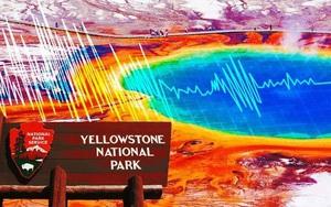 Lý do siêu núi lửa Yellowstone đang bị rung chuyển bởi hàng nghìn trận động đất