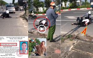 Clip: Khoảnh khắc tài xế taxi vật lộn với tên cướp đang bị truy nã tội giết người