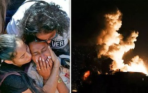 Vòng xoáy bạo lực ở Gaza có nguy cơ lan rộng khắp Trung Đông