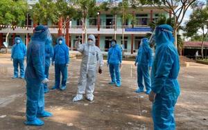 Điện Biên: Thêm hai học sinh ở Si Pa Phìn dương tính với SARS-CoV-2