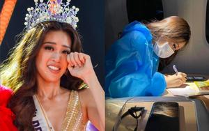Xúc động tâm thư Khánh Vân viết ngay trước giờ G Chung kết Miss Universe