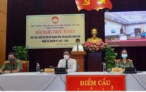 Thường trực Ban Bí thư Võ Văn Thưởng tiếp xúc trực tuyến với cử tri Đà Nẵng