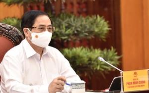 Thủ tướng Phạm Minh Chính: Mầm bệnh xuất phát từ bên ngoài, cho thấy những sơ hở trong kiểm soát, quản lý nhập cảnh