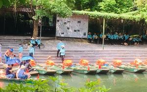 Ninh Bình: Vì dịch Covid-19, khoảng 3.000 người làm nghề chèo đò bị thất nghiệp