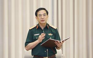 Bộ trưởng Bộ Quốc phòng Phan Văn Giang đề nghị bầu cử sớm ở những vùng có dịch