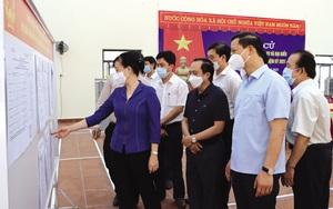 Nữ Bí thư Bắc Ninh đề nghị có hướng dẫn cho địa phương có khu vực cách ly, phong tỏa bỏ phiếu sớm