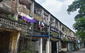 Cải tạo chung cư cũ mắc kẹt vì 'tỷ lệ đồng thuận tuyệt đối'