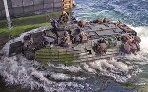 Tiết lộ bí mật điểm yếu của thủy quân lục chiến Mỹ trước các cường quốc quân sự Nga và Trung Quốc