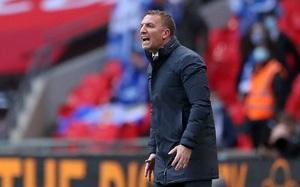 """Leicester gục ngã trước Chelsea, HLV Rodgers thốt lên 2 từ """"khắc nghiệt"""""""