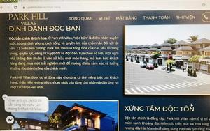TT-Huế: Tập đoàn Khải Tín bị phạt 120 triệu đồng vì quảng cáo thổi phồng sự thật