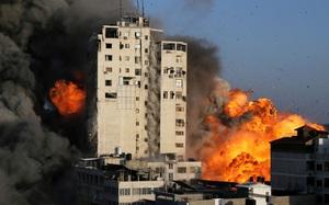 Israel từ chối ngừng bắn với Hamas, tiếp tục dội mưa bom xuống Gaza
