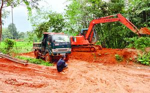 Vô Điếm quyết tâm cán đích nông thôn mới vào cuối năm 2021