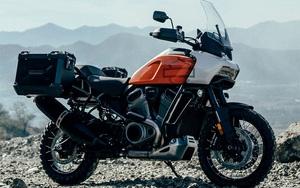 """Harley-Davidson Pan America 1250 2021 - mẫu mô tô khiến mọi người phải """"ngoái nhìn"""""""