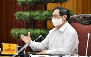 """Thủ tướng Phạm Minh Chính: """"Mọi hoạt động của các đồng chí phải xoay quanh người nông dân"""""""