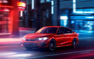 Honda Civic 2022 chuẩn bị ra mắt tại Đông Nam Á, bao giờ về Việt Nam?