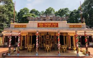 TP Thủ Đức: Đình Phong Phú cổ xưa nhất Nam bộ với làng cách mạng, xã anh hùng