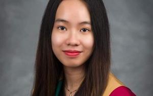 Cô gái Việt duy nhất nhận huy chương học thuật của toàn quyền Canada, điểm tổng kết tuyệt đối