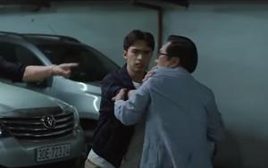 """Phim hot Hãy nói lời yêu tập 12: Ông Tín đánh Bình """"yêu râu xanh"""""""