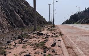 """Vĩnh Phúc: Chi phí xử lý """"bẫy đá"""" trên đường 500 tỷ quá lớn, người dân đành chịu nguy hiểm để lưu thông?"""