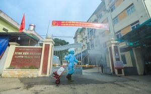 Hà Nội: Bệnh viện Đa khoa Thạch Thất ngừng tiếp bệnh nhân do có ca nhiễm Covid-19 mới