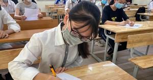 Tốt nghiệp THPT 2021: Có thể chia 2 đợt, chiếu tia cực tím diệt khuẩn bài thi thí sinh F1, F2