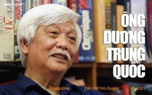 Ông Dương Trung Quốc chia sẻ những chuyện ít người biết sau 20 năm gắn bó nghị trường