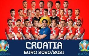 Đội hình Croatia dự EURO 2020: Trông chờ vào Modric?