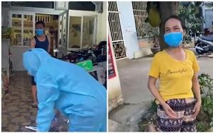 Clip nóng: Nam thanh niên đi từ Bắc Giang về, đuổi nhân viên y tế khỏi nhà, nhất quyết không lấy mẫu xét nghiệm Covid-19